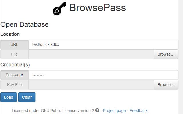 BrowsePass