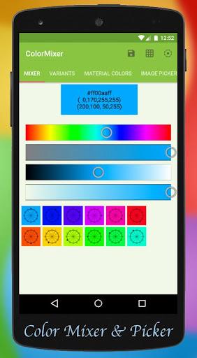 Color Mixer Pro