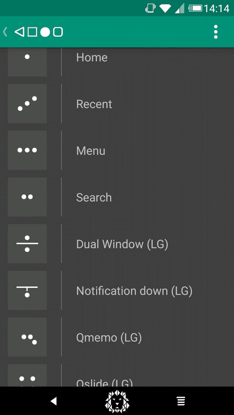 Xstana : Statusbars & Navbars [Xposed] Screenshot 5