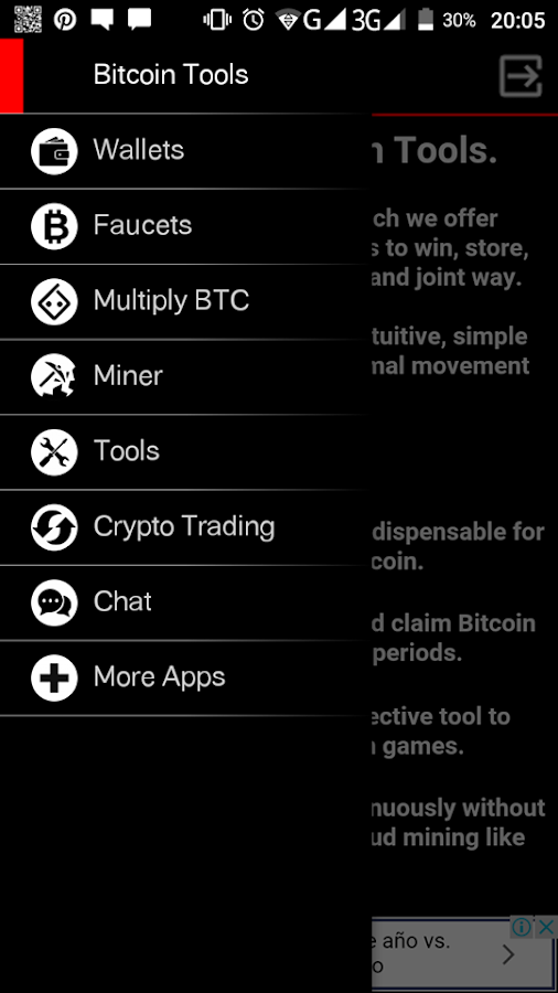 Bitcoin Tools- screenshot