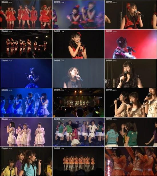 (LIVE)(公演) SKE48 チームKII 「ラムネの飲み方」公演 160519 160522