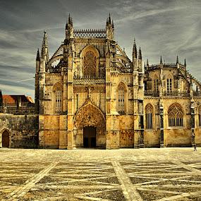 Batalha by Julio Cardoso - Buildings & Architecture Public & Historical ( d.joão i, batalha monastery, portugal, mosteiro da batalha, gótico, batalha )
