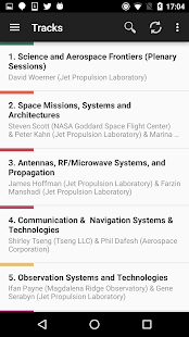 2017 IEEE Aerospace Conference- screenshot thumbnail