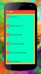 Download Kumpulan puisi abjad A For PC Windows and Mac apk screenshot 1