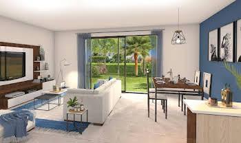 Maison 4 pièces 84,39 m2