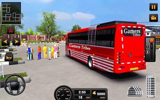 City Coach Bus Driving Simulator: Driving Games 3D 1.1 screenshots 13
