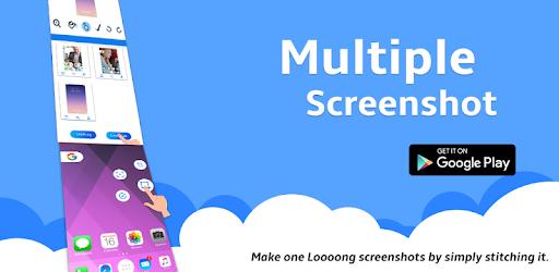 Long Screenshot : Stitch Multiple Screenshots - Apps on