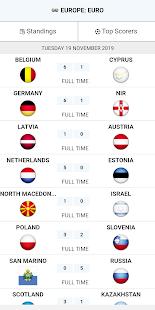 App Football Live Scores APK for Windows Phone
