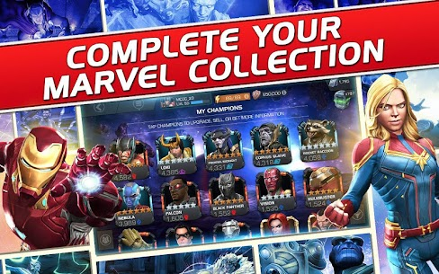 Marvel Contest of Champions Mod Apk (Damage/Blood/Skill) 15