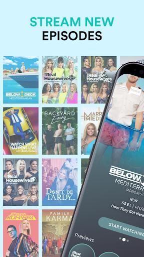Bravo: Stream TV - Watch TV Series & Live Stream 7.12.1 screenshots 1