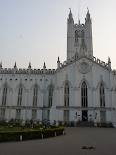 Photo: Kolkata, St.Pauls Kathedrale