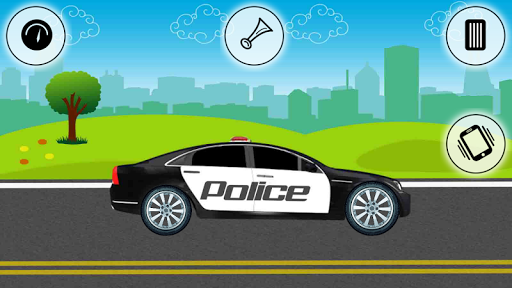 玩模擬App|幼兒警車免費|APP試玩