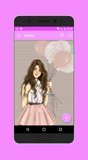 Pretty Girly m pictures 2.4 screenshots 6