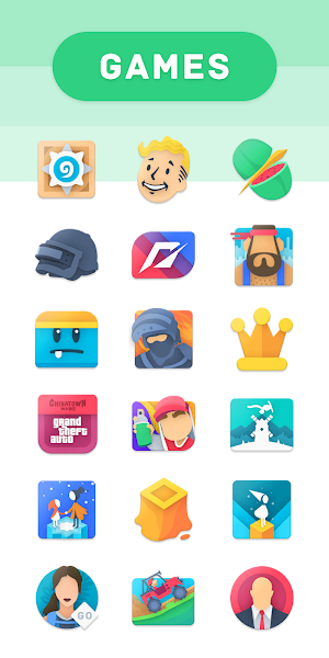 Download APK: Moxy Icons v6.1 [Patched]