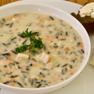 Wild Rice Soup.