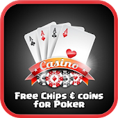 Chips & Coins For Poker