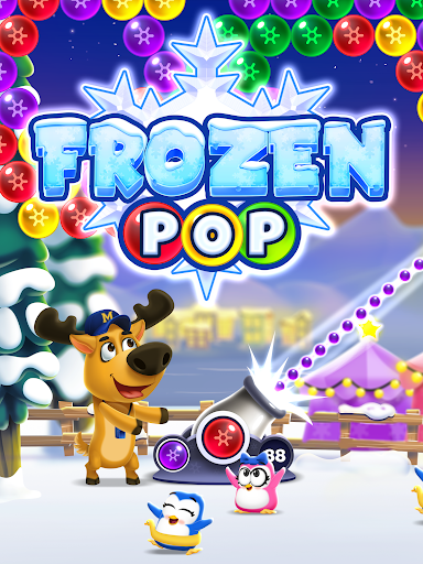 Frozen Pop - Frozen Games & Bubble Pop! 2 screenshots 10