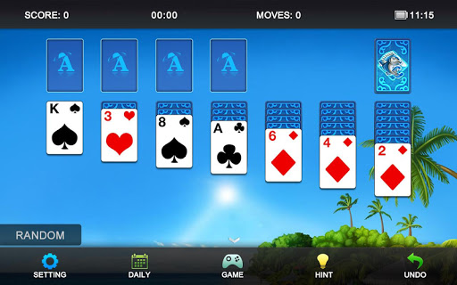 Solitaire! screenshots 7