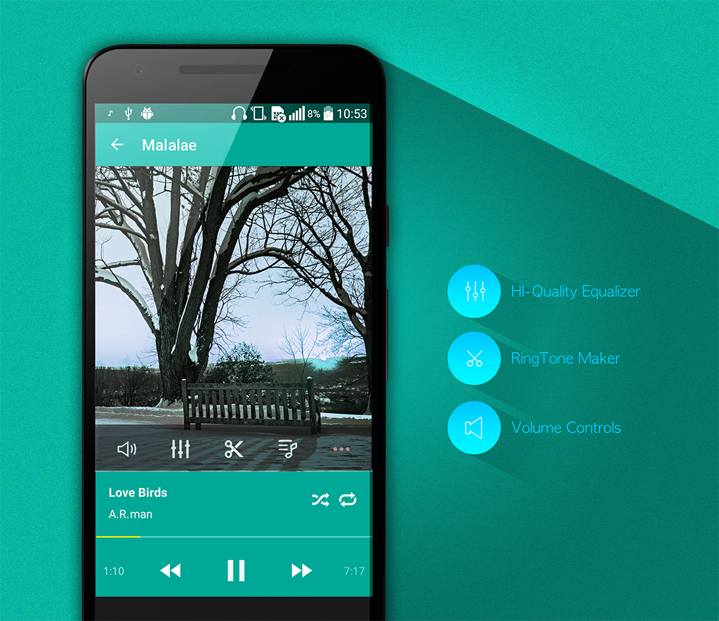 MP3 Player Android Apps On Google Play