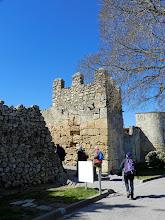 Photo: entrada al Castell