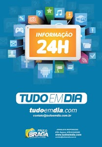 Tudo em Dia www.tudoemdia.com screenshot 0