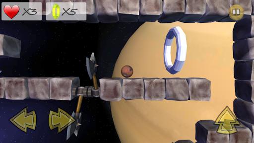 Planet Ball Bounce  screenshots 4