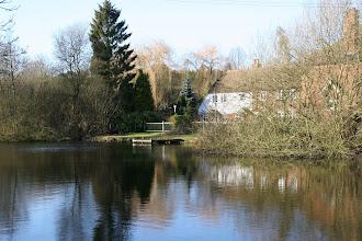Photo: The Mill Pond Wateringbury 2006