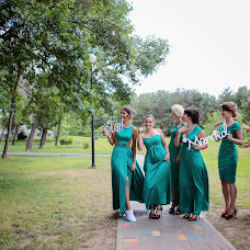 Wedding photographer Evgeniya Kimlach (Evgeshka). Photo of 11.08.2015