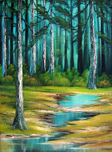 Photo: 0605 Secluded Forest 18 x 24 $299.00