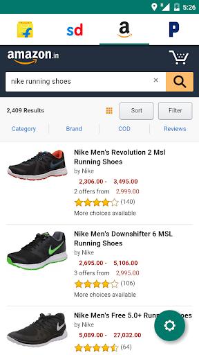 Genie Shopping Browser screenshot 2