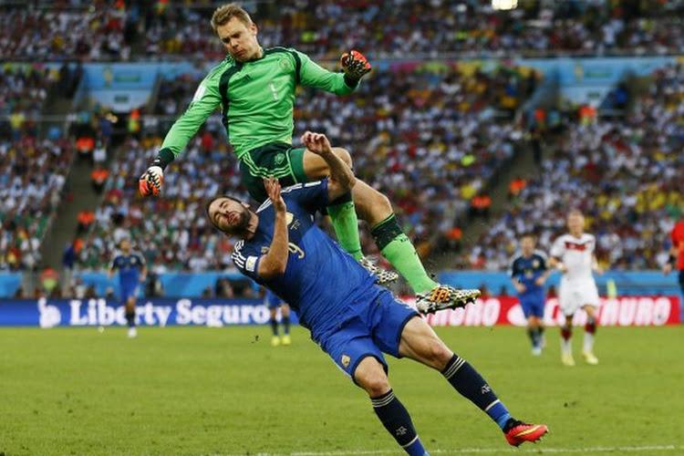 Messi, Neuer, Rodriguez primés!