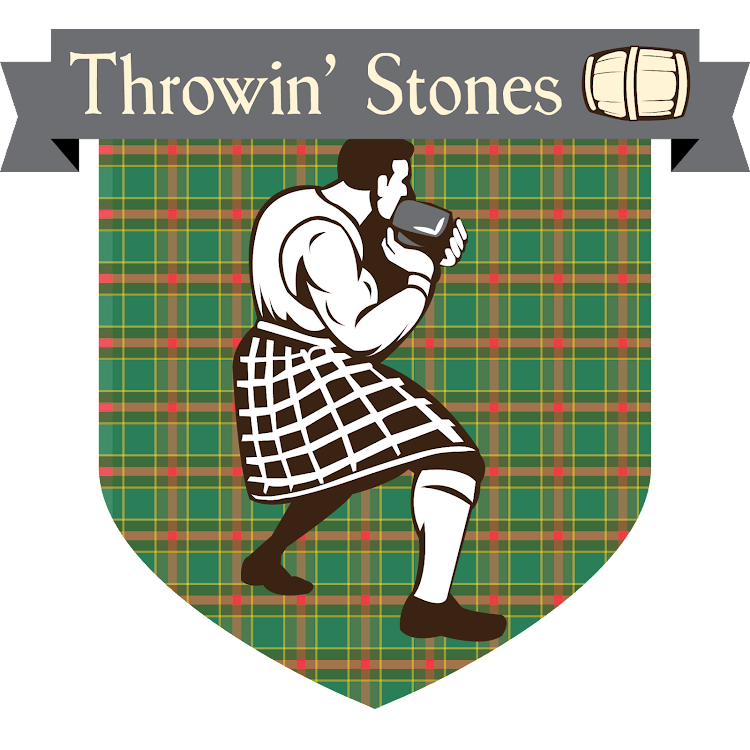 Logo of Button 2018 Barrel Aged Throwin' Stones