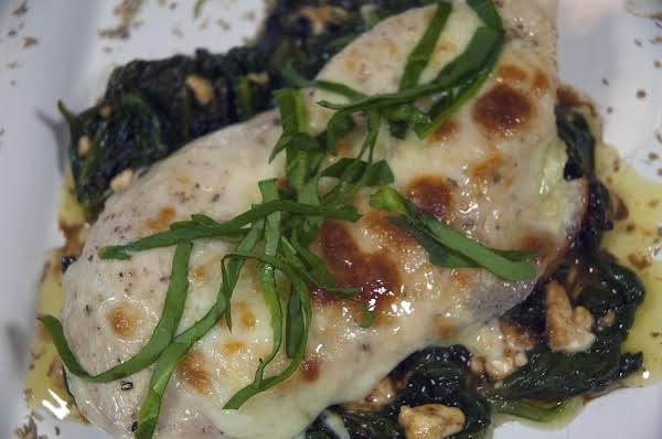 Awesome Sautéed Chicken Breast W/spinach Recipe