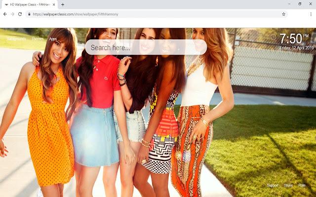 Fifth Harmony HD Wallpapers
