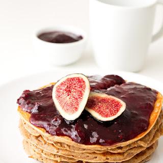 Oil Free Pancakes (Vegan + Gluten Free) Recipe