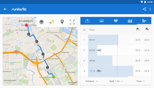 Runtastic PRO Running, Fitness Screenshot 23