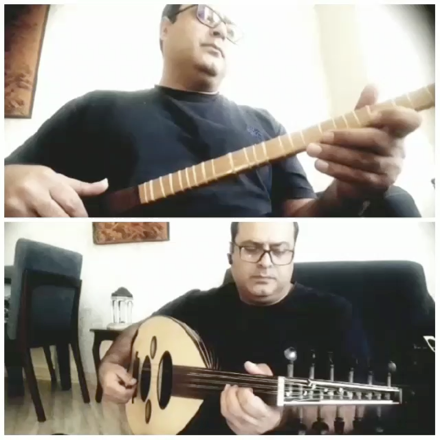 چهارمضراب دشتی محمدرضا لطفی رضا گلمحمدی سهتار و بربت