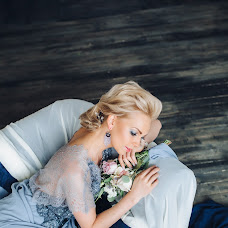 Wedding photographer Nikulina Ekaterina (katenik). Photo of 20.02.2018