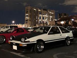 スプリンタートレノ AE86 1986年式  GT-APEXのカスタム事例画像 🌸にゃんこたろう🐾さんの2018年12月09日07:51の投稿
