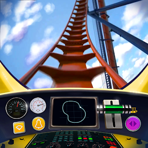 Image result for Roller Coaster Train Simulator android