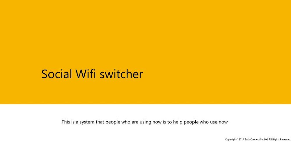 Secure Wifi switcher (Wi-Fi Security /Prepaid VPN)
