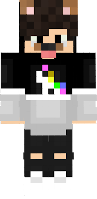 go me skin for minecraft