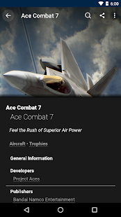 FANDOM for: Ace Combat- screenshot thumbnail