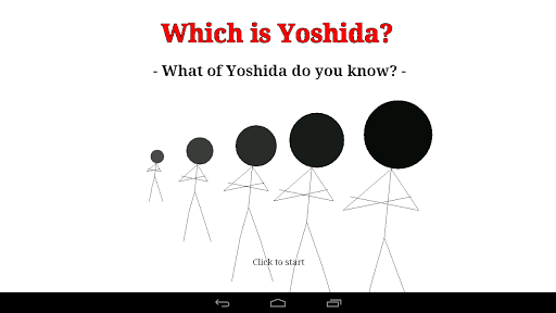 Which is Yoshida? 1.12.0.1 screenshots 6