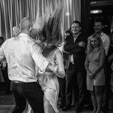 Wedding photographer Krzysztof Serafiński (serafinski). Photo of 21.10.2018