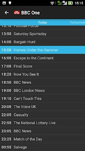 TV Guide UK free- screenshot thumbnail