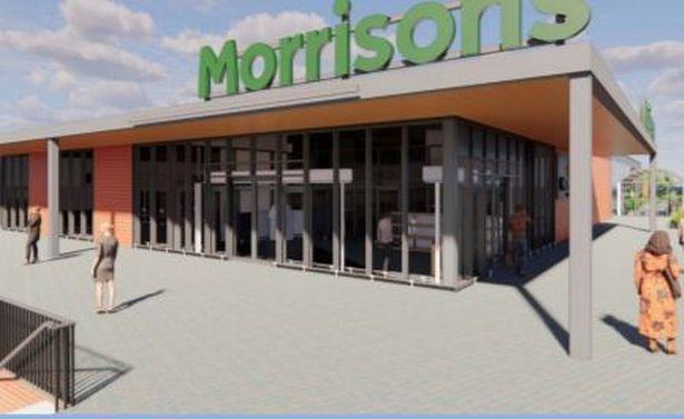 Artist impression of the proposed Cranbrook Morrisons