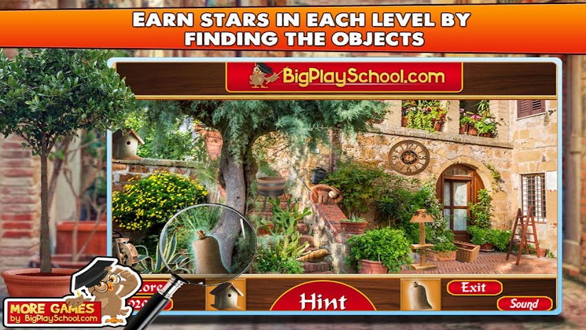 android Old Town - Find Hidden Object Screenshot 2