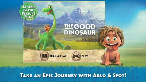 Good Dinosaur Storybook Deluxe