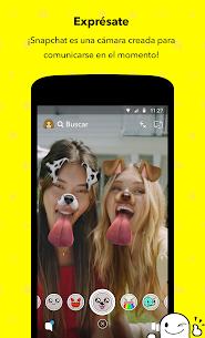Snapchat: toma fotos y videos; comparte con amigos 1